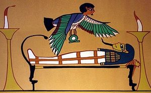 It's not just us...the ancient Egyptians were into lucid dreaming, too.....