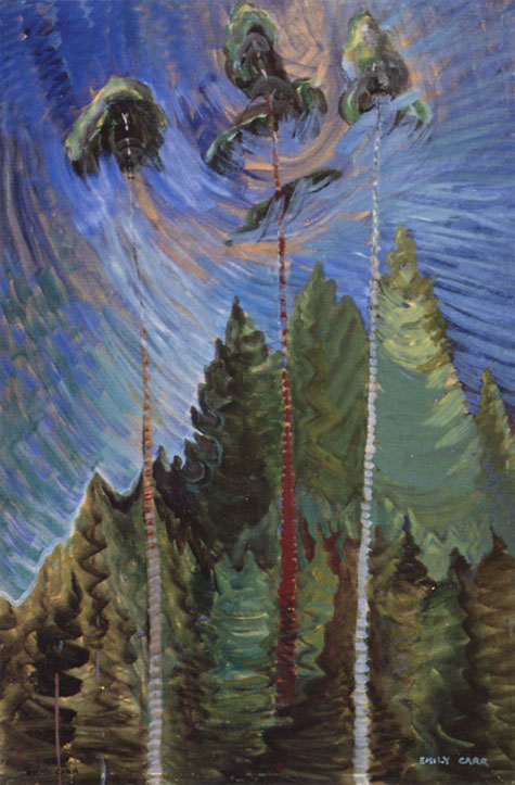 Odds & Ends, by Emily Carr