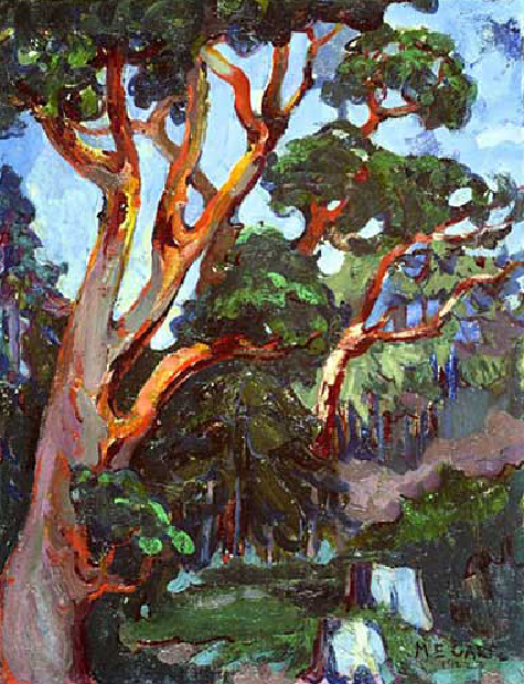 Painting, by Emily Carr